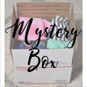 Mystery Box 5 Piece Box For $30 XS-LARGE